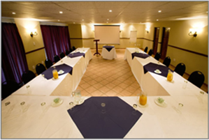 O. R. Tambo International Airport conference facilities